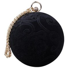Carvela Guide Circular Clutch Bag (5.560 RUB) ❤ liked on Polyvore featuring bags, handbags, clutches, purses, evening handbags clutches, evening purses clutches, blue handbags, handbags clutches and velvet handbag