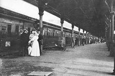 Oude station in Vlissingen