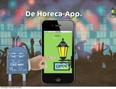 horecaapp by HTApplications via Slideshare