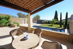 Gordes property of 2 houses and 2 swimming pools - Rosier