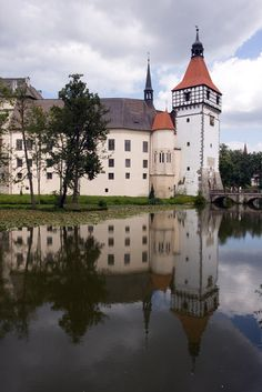 Blatna Castle Czech Republic