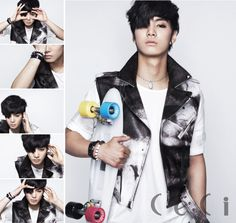 NU'EST - Ceci Magazine August Issue '12