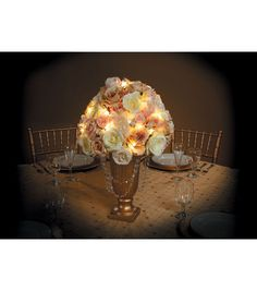 David Tutera Gold Wire Lights, 4.2 Ft.