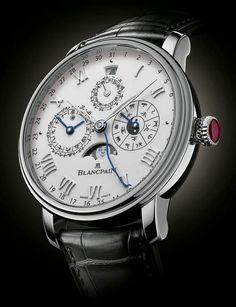 Blancpain Villeret Traditional Chinese Calendar Watch