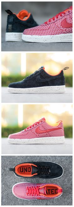 Undefeated x Nike Lunar Force 1 Low