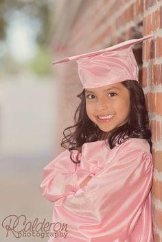 Fantastic Kindergarten Graduate Photoshoot!
