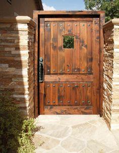 Entry Gate - Fanis Castle 12th cen Italy - EG276