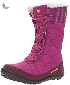 Chaussures Multisport Outdoor Mixte Enfant Columbia Minx Mid II Omni-Heat