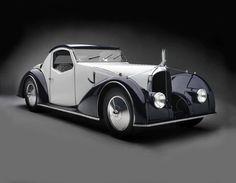 Voisin Type C27 Aérosport Coupe 1934