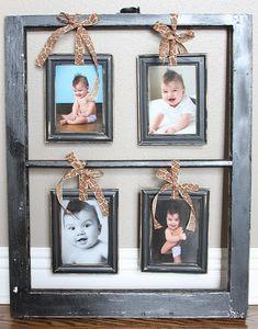 4 frames, 1 window