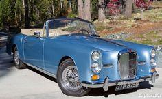 1964 Alvis TE21 Series III Drophead Coupe by Park Ward