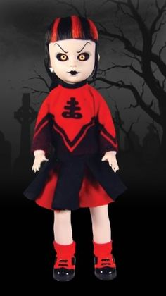 Living Dead Dolls - Exclusive - Resurrection series - Kitty