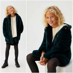 Faux Fur, Online Price, Fur Coat, Girl Outfits, Winter Jackets, Girls, Clothing, Stuff To Buy, Ebay