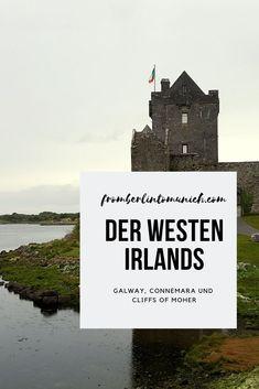 Der Westen von Irland ist wunderschön. Hier verrate ich euch die schönsten Ausflugsziele in Galway und Umgebung. Wandert im Connemara Nationalpark, bestaunt die Cliffs of Moher, stoppt in Burren und erkundet Galways Publeben.