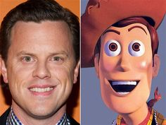 Separated at birth: Willie and Woody? - allDAY
