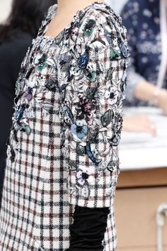 Chanel Fall 2016 Couture Fashion Show Details