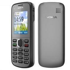 Nokia C1-02 Grey