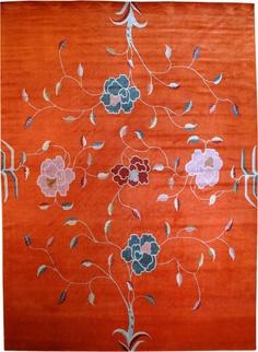 CariniLang - Kapsu Pesar - GoodWeave certified child-labor-free rug