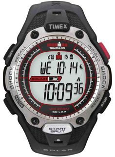 7eb18f69e69f Timex Men s Ironman Solar Power SHOCK Resin Strap Watch -- See this great  product.