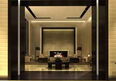 Boutique hotel entry lobby | L2ds – Architecture, planning and interior design
