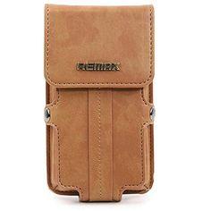 5.5 inch Universal Phone Wallet Belt Holster