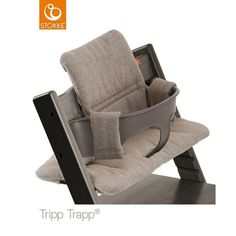 Gold theme first birthday party for baby with Stokke Tripp Trapp ...
