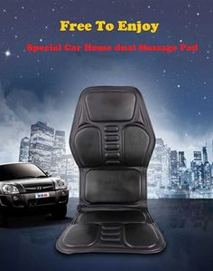 Dedicated family car dual massage cushion Features: Full body massage (neck, shoulders, buttocks, legs, waist), nine groups of motors, eight modes, five steps of intensity, fixed positioning, heating function, timing function.  For more information PLEASE call or chat thru WHATSAPP, VIBER AND WECHAT in this # +973 35065473 Stay Home and Shop Online. Free Delivery in Bahrain. For more choices of Gadget visit our website 777suq.com or Email us. 777suq@gmail.com