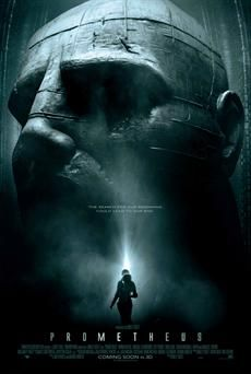Prometheus is a 2012 science fiction film directed by Ridley Scott, and written by Jon Spaihts and Damon Lindelof. The film stars Noomi Rapace, Michael Fassbender, Guy Pearce, Idris Elba, Logan Marshall-Green, and Charlize Theron. The story is set in the late 21st century and centers on the crew of the spaceship Prometheus as they follow a star map discovered among the artifacts of several ancient Earth cultures.