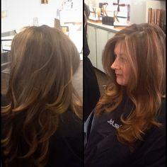 #HairbyAllysonGray #balayage #gorgeous