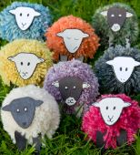 A Crafty Arab: 99 Creative Sheep Projects - Join The Flock