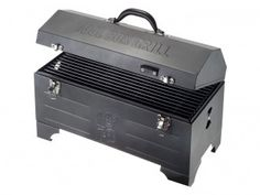 Tool Box Grill---My boys would love this
