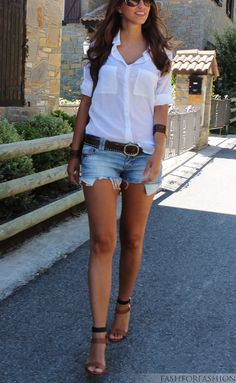 blusa branca botoes