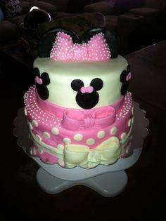 Little Girl Birthday Cake Kid Stuff Pinterest Girl birthday