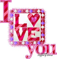 I Love You Glitter Graphics   html code for picture