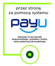 Doładuj kartę przez PayU