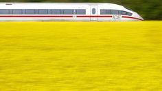 ICE feiert Jubiläum: Das Zugpferd der Bahn kommt in die Jahre