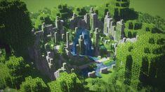 https://www.reddit.com/r/Minecraft/comments/8cd1ok/the_lost_epiph_garden/