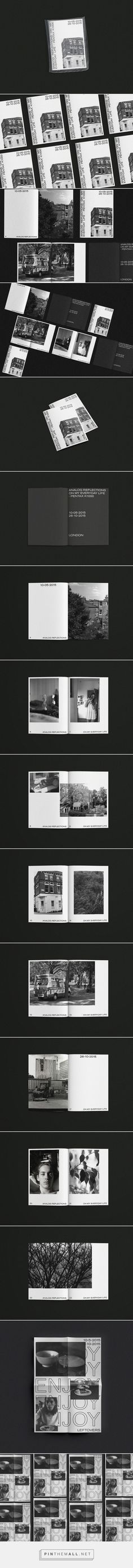 Analog Reflections on Behance... - a grouped images picture - Pin Them All