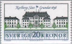 Sello: Karlberg (Suecia) (Karlberg Castle) Mi:SE 1725,Sn:SE 1876,Yt:SE 1707