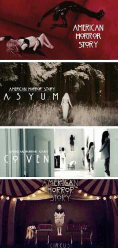 American Horror Story. I hope Zachary Quinto is back for next season!