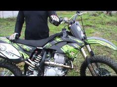 1# dirtbike Brasileira SHINERAY XY 250 (+playlist)