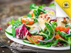 15 Healthier Fast-Food Meals Under 500 Calories ‹ Hello Healthy- I guess if you must. Healthy Fast Food Options, Fast Healthy Meals, Healthy Snacks, Healthy Recipes, Salad Recipes, Clean Eating Snacks, Healthy Eating, Meals Under 500 Calories, Snacks Sains