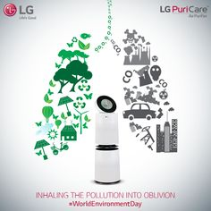 A thick blanket of smog engulfed the city taking the pollution level at an all-time high! Keep the hazardous air quality at bay and make sure to breathe clean air indoor with Upvc Windows, World Environment Day, Cooker Hoods, Postcard Template, Display Ads, Visual Development, Air Purifier, Pure Products, Appliance