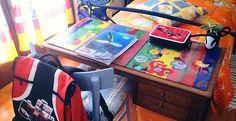 Quadro de rotina. Lidando com as crianças e suas tarefas - parte 2