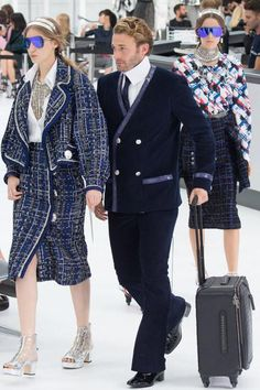 Welcome to the Chanel Terminal