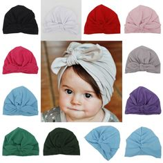 Ingenious All Season Unisex Lovely Baby Boy Girl Cartoon Elastic Hats Turban Cap Cute Cotton Soft Infant Hair Accessories Hats Hot Hats & Caps