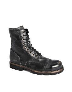 cc3a785b295 Diesel Steel Toecap Boots at asos.com