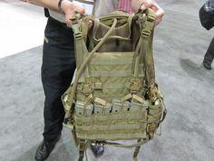 DragonSkin Tactical Vest.