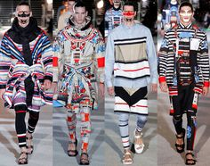 GIVENCHY – Spring/Summer 2014 Menswear Collection