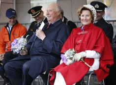 The Jubilee tour of King Harald and Queen Sonja started 19-6-2016